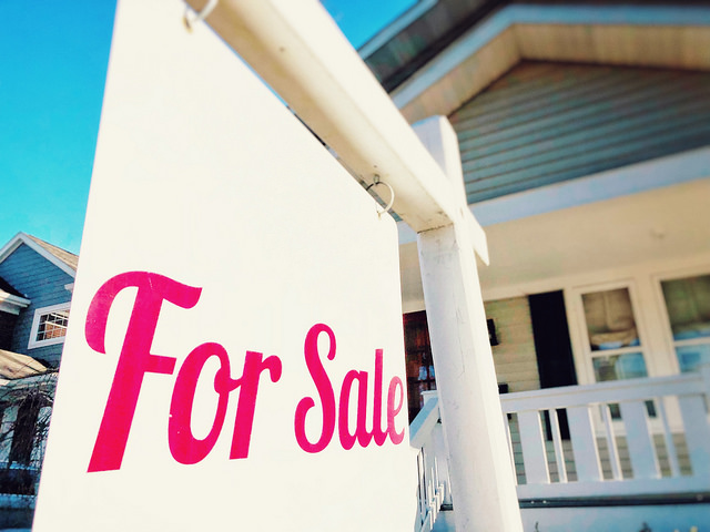 More Home Buyers Sign Contracts In February
